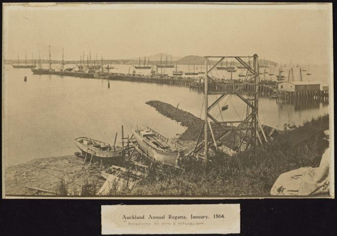 1864 - Auckland