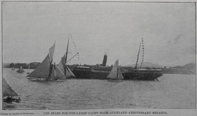 1899 Anniversary Regatta